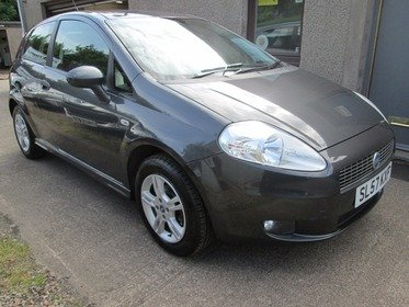 Fiat Punto 1.4 ACTIVE SPORT - 12 MONTHS MOT, SERVICED, 3 MONTHS WARRANTY AND 12 MONTHS AA COVER INCLUDED