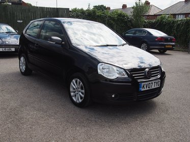 Volkswagen Polo 1.4 S 80PS LOW MILES !  FULL SERVICE HISTORY ! 99% FINANCE APPROVAL !