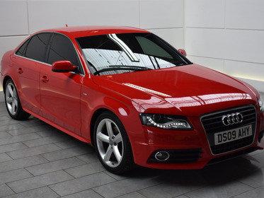 Audi A4 2.0 TDI S LINE [143]