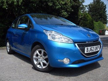 Peugeot 208 1.2 VTI ACTIVE, TOUCHSCREEN MULTI-MEDIA, BLUETOOTH