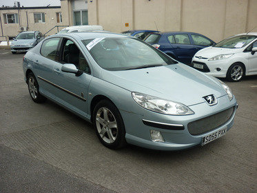 Peugeot 407 2.0 HDI 136 ZENITH Finance Available