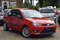 Ford Fiesta ZETEC S 16V