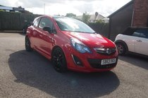 Vauxhall Corsa 1.2I VVT A/C LIMITED EDITION ONLY 38,159 MILES SERVICE HISTORY ! 99% FINANCE APPROVAL !