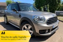 MINI Countryman COOPER D AUTO NEW SHAPE + CHILI PACK/ HEATED SEATS/SAT NAV ++