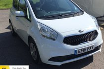 Kia Venga 1 ISG FULL KIA SERVICE HISTORY RADIO CD MP3 LONG MOT