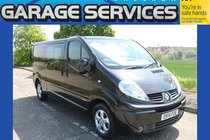 Renault Trafic sport excellent condition **low miles**