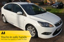 Ford Focus ZETEC S TDCI - FULL MOT - 8x SERVICE STAMPS - ANY PX WELCOME