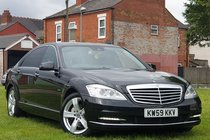 Mercedes S Class S350 CDI BLUEEFFICIENCY L