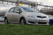 Toyota Auris TR VVT-I MMT