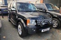 Land Rover Discovery TDV6 HSE E4