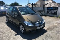Mercedes A Class A160 BLUEEFFICIENCY AVANTGARDE SE