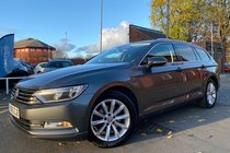 Volkswagen Passat SE BUSINESS TDI BLUEMOTION TECHNOLOGY used car in Grey