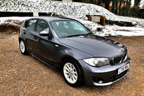 BMW 1 SERIES 118d ES #FinanceAvailable