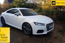 Audi TT TTS 2.0 TFSI quattro Coupe