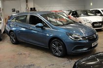 Vauxhall Astra DESIGN CDTI