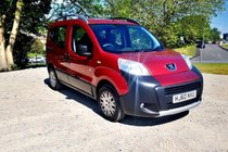 Peugeot Bipper HDI TEPEE OUTDOOR #FinanceAVailable