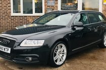 Audi A6 AVANT TDI S LINE SPECIAL EDITION