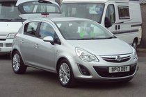 Vauxhall Corsa 1.2 SE ONLY 28,000 MILES SERVICE HISTORY
