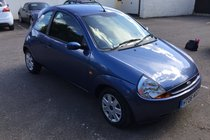 Ford Ka 1.3 KA COLLECTION ONE OWNER LOW MILEAGE GOOD SERVICE HISTORY AND LONG MOT