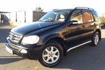 Mercedes M Class ML270 CDI