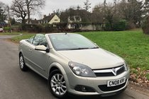 Vauxhall Astra TWIN TOP SPORT AUTOMATIC FSH