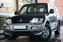 Mitsubishi Shogun Elegance LWB Di-d