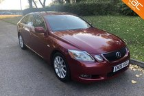 Lexus GS THIS CAR IS NOW SOLD PLEASE CALL FOR MORE STOCK