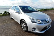 Toyota Avensis VALVEMATIC T4