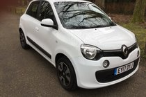 Renault Twingo PLAY SCE FULL SERVICE HISTORY AIR CONDITIONING BLUETOOTH DAB RADIO