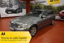 Mercedes C Class C180 BLUEEFFICIENCY SE