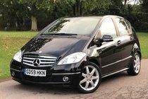 Mercedes A Class A180 CDI AVANTGARDE SE