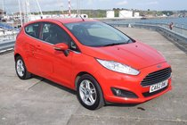 Ford Fiesta ZETEC #DRIVEAWAYTODAY #FINANCEAVAILABLE
