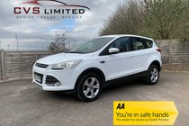 Ford Kuga 2.0 TDCi Zetec 5dr (6 Speed)
