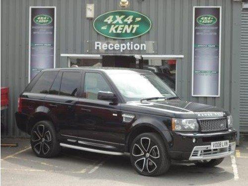 Land Rover Range Rover Sport 2.7 TDV6 HSE CHIPPED, HST BODYKIT, NEW LTHR