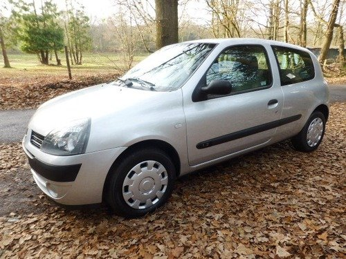 Renault Clio 1.2 Rush
