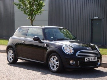 MINI Hatch 1.6 D ONE
