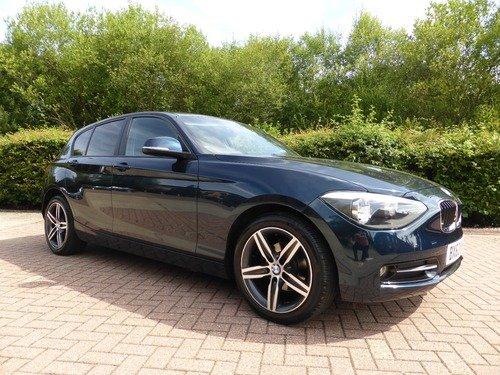 BMW 114 1.6 114i SPORT