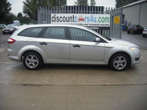 Ford Mondeo Edge TDCI