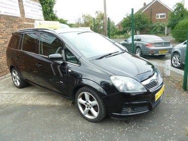 Vauxhall Zafira 2.2 16V SRI
