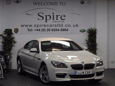BMW 6 SERIES 3.0 640d M SPORT GRAN COUPE