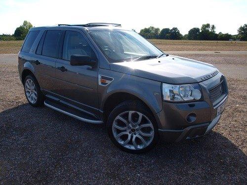Land Rover Freelander HSE, SAT NAV, HST BODY KIT