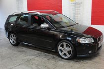 Volvo V50 D2 R-DESIGN EDITION