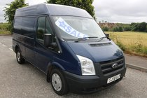 Ford Transit SWB medium roof no vat cheap van low miles leather seats **finance available**