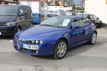 Alfa Romeo Brera 2.4 JTD SV - Future Classic - Stunning Looks - Super Smooth Diesel - Now £700 Off *****