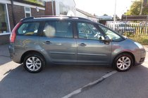 Citroen C4 HDI VTR PLUS EGS GRAND PICASSO NEW MOT