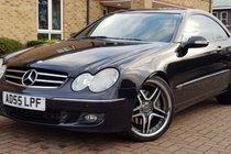 Mercedes CLK CLK 320 CDI Avantgarde
