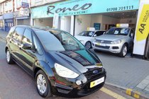 Ford S-Max ZETEC TDCI AUTOMATIC, 7 SEATER, ONLY 37,000 MILES FSH