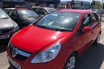 Vauxhall Corsa SXi 1.4i 16v VIP