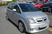 Vauxhall Meriva VXR 16V