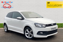 Volkswagen Polo R LINE STYLE AC